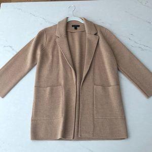 J Crew Sweater Jacket